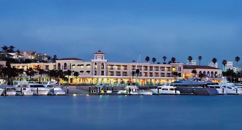 Balboa Bay Yacht Club Newport Beach