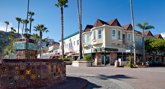 A luxury hotel located in Avalon on beautiful Catalina Island